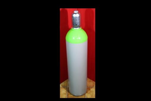 Pressluftflasche 200 bar (20 Ltr., 10 Ltr.)