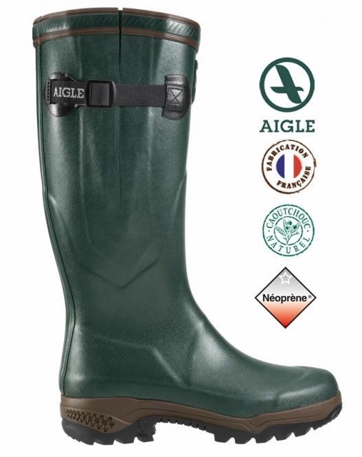 AIGLE Parcours 2 ISO grün grün     