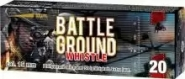 Battle Ground Whistle Inhalt 20 Stck.