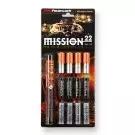 Zink Mission 22  22-teilig